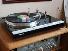 Sony PS-X65 Visually appealing vintage turntables? - Page 2 - AudioKarma.org Home Audio Stereo Discussion Forums
