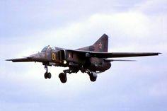 MiG-27D Flogger   MiG-27 Flogger D   MiG Alley Military Aviation News - MiG Aircraft ...