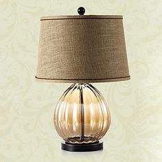 ZZL Modern Minimalist Table Lamp In Glass Body 220240V *** You can get more details by clicking on the image.