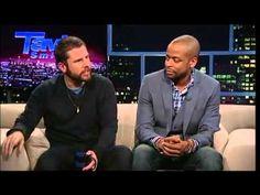Psych-James Roday&Dulé Hill on PBS - YouTube