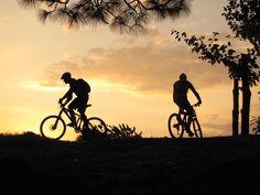 amo andar de bike