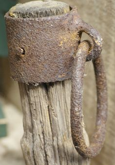 My job is done | Rusted old yoke  ~ Felicia | Flickr - Photo Sharing! #rust
