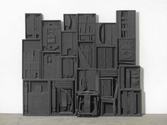 Untitled, 1964, by Louise Nevelson