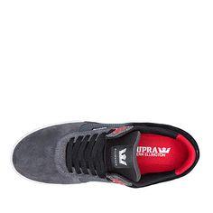 SUPRA ELLINGTON   DARK SHADOW / BLACK - WHITE   Official SUPRA Footwear Site