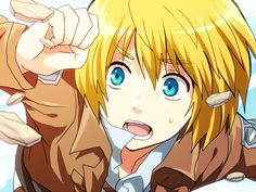 Maybe it's because of the new chapter but I'M SEEING SO MUCH ARMIN RIGHT NOW
