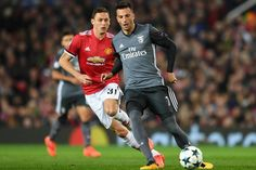 UCL VIDEO: Manchester United Vs Benfica 2-0 2017 All Goals & Highlights