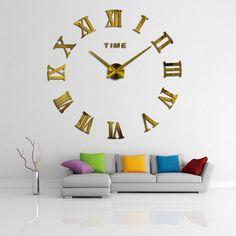 Jam Dinding Romawi | Fine Arloji