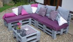 Wood Pallet Furniture Ideas, Plans, DIY Pallet Projects - 101 Pallets - Part 14