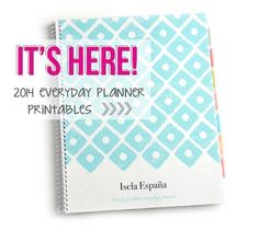 The All New 2014 Everyday Planner Printables - Sweetpapertrail