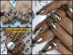 Mirror Nails by Stella Nails di Alice Conventi