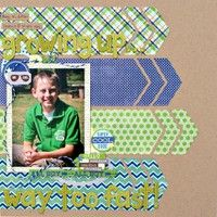 A Project by jennyevans from our Scrapbooking Gallery originally submitted 09/15/12 at 09:44 AM