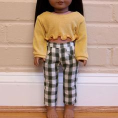 Ropa American Girl, American Girl Doll Costumes, Custom American Girl Dolls, American Girl Doll Pictures, American Doll Clothes, Girls Fashion Clothes, Girl Doll Clothes, Girl Outfits, American Girl Hairstyles