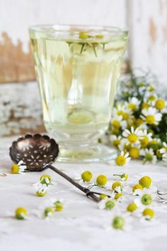 Chamomile tea tastes great. Wonderful for upset stomach, heartburn, indigestion and colic. Safe for kids too! Check out this link to Dr Weil:  http://www.drweil.com/drw/u/id/ART00330