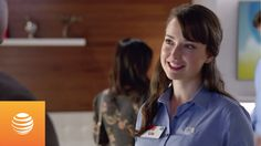 """AT&T Commercial – """"Really Appreciate"""""""