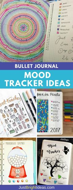 If you're making self care one of your goals for 2018 you're going to need a way to keep track of your emotions. So here are 21 of the best bullet journal mood tracker layouts to inspire you to look out for you!