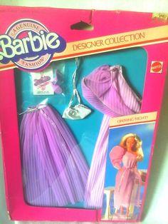 1982 Barbie - Opening Night (Designer Collection) #