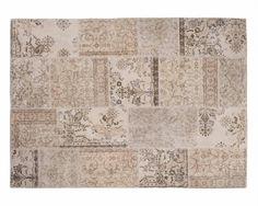 ¿Quieres resaltar por encima de otros aspectos la cuidada labor de artesanía de nuestras alfombras? Ela puede ser la opción perfecta para ti. Su color blanco hace que los motivos tejidos a mano se muestren en todo su esplendor. Este modelo queda fantástico en dormitorios, seguro que estás de acuerdo. http://www.sukhi.es/sobretenidas-ela-alfombras-patchwork-1.html