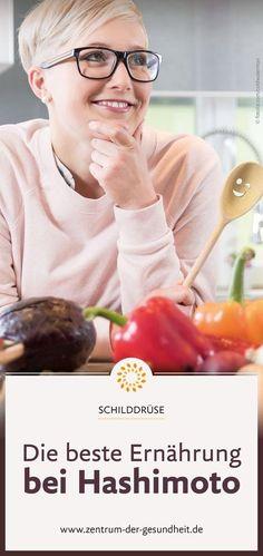 Hashimoto thyreoiditis: Die richtige Ernährung #gesundheit