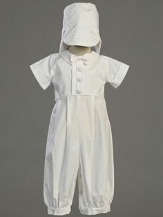 Garvin Christening Outfit. Visit www.shopconnies.com