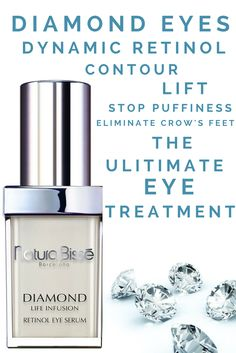 This dynamic retinol program delivers superb eye contour lifting by minimizing multiple signs of skin aging around the delicate eye contour area, including wrinkles, crow's feet, puffiness and dark circles.