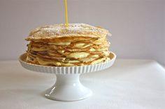 Lemon Curd Crepe Cake - Eat Boutique - Food Gift Love