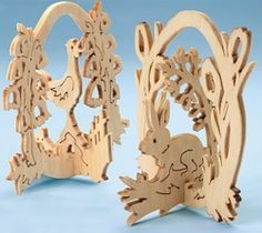 The Scroll Bench: Celebrate Easter and Spring, Happy Easter
