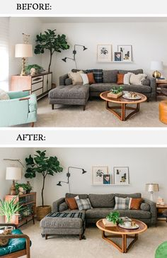 Swapping furniture for functionality's sake - dream green diy