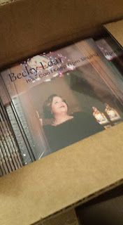Faith Breezes: Becky's New CD!