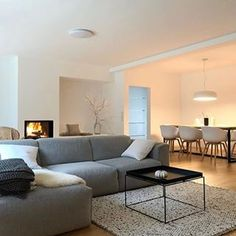 Trendy Home Furniture Livingroom Couch Inspiration Living Room Interior, Living Room Furniture, Home Furniture, Living Room Decor, Interior Livingroom, Bedroom Decor, Sala Grande, Trendy Home, Cheap Home Decor