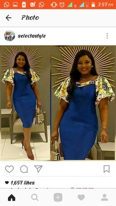 Latest amazing ankara styles to rock your weekend.The newest 2019 stylish ankara styles are here for you to rock for that special event.just scroll below and African Fashion Designers, African Fashion Ankara, Latest African Fashion Dresses, African Print Dresses, African Print Fashion, Africa Fashion, African Dress, African Attire, African Wear