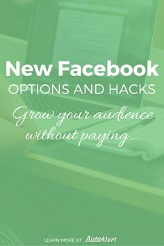 want to grow your facebook following without paying check out director of digital and social