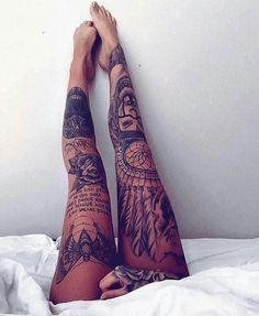 """2,222 Likes, 9 Comments - Tattoos And People (@tattoosandpeople) on Instagram: """"@jjessicarosen """""""