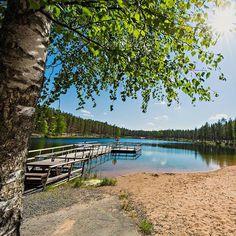 Ah aurinkoa ❤ Juhannusloma näissä maisemissa ☀  #rokua #rokuahealthspa #juhannus #keskikesänjuhla #tanssikansanjuhannus #visitrokua #rokuageopark #juhannusaatto #heikkikoskelo #juhannuspäivä #norolanpojat #suomenluonto #kansallispuisto #koivu #ahveroinen #järvimaisema #lomavinkit #hlpfi Hotel Spa, Summer Time, Seasons, Health, Instagram, Daylight Savings Time, Summer, Salud, Health Care
