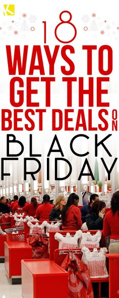 18 Game-Changing Strategies to Get the Best Deals on Black Friday