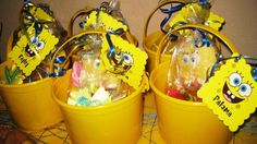 Spongebob Square Pants Birthday Party Ideas | Photo 1 of 22 | Catch My Party