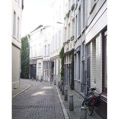 Corners of Antwerp t