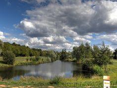 Circuit pédestre Jaune dans Bondoufle - Lac du Parc des Bordes
