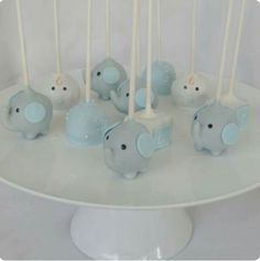 Baby shower cake for twins mice 34 Ideas Elephant Party, Elephant Birthday, Elephant Theme, Elephant Baby Showers, Baby Elephant, Pop Baby Showers, Baby Shower Fun, Baby Shower Gender Reveal, Baby Shower Parties