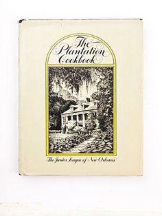 The Plantation Cookbook | SouthernLiving.com