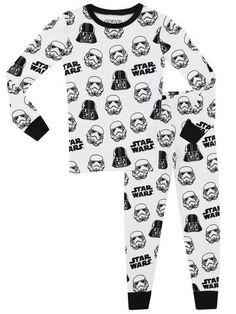 Star Wars Snuggle Fit Pyjamas Boys Pajamas 0a5f0d132