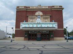 Lorraine Theater, Hoopeston, IL.