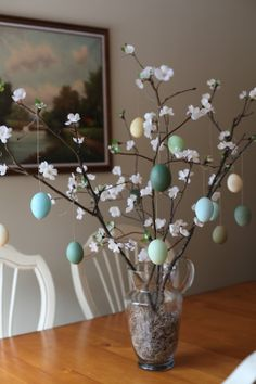 diy how to make a easter tree | here is what you will need