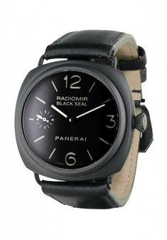 Montre PANERAI Radiomir Black Seal Céramique Excellent état