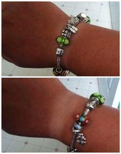 Pandora bracelet- August 2015