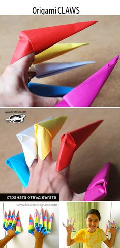 Origami CLAWS