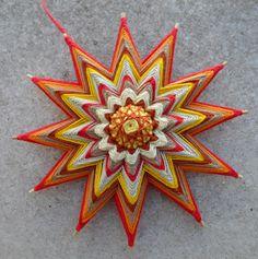Mandalas Olho de Deus: Mini Mandalas