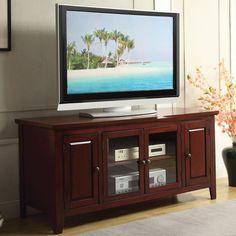 Acme Furniture Christella TV Stand - Item Number: 10340