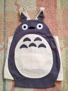 Totoro Apron!