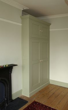 N B Crossling - Bespoke Fitted Furniture. Designed Storage Solutions in Bristol Built In Wardrobe Ideas Alcove, Bedroom Built In Wardrobe, Bedroom Closet Storage, Attic Wardrobe, Wooden Wardrobe, Wardrobe Doors, Wardrobe Storage, Alcove Cupboards, Built In Cupboards