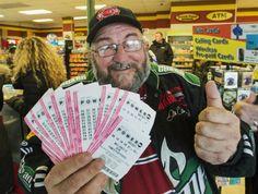 Record $1.6bn US Powerball lottery has three winners #Powerball... #Powerball: Record $1.6bn US Powerball lottery has three… #Powerball